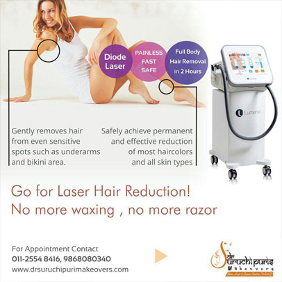 Laser Hair Reduction